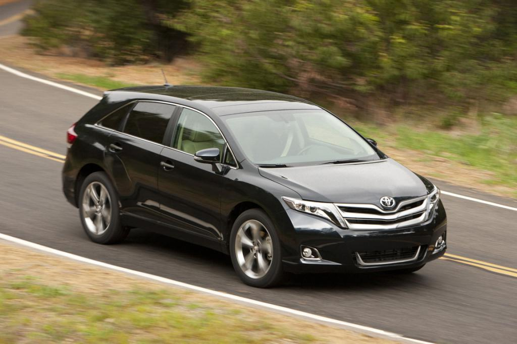 toyota venza owner reviews