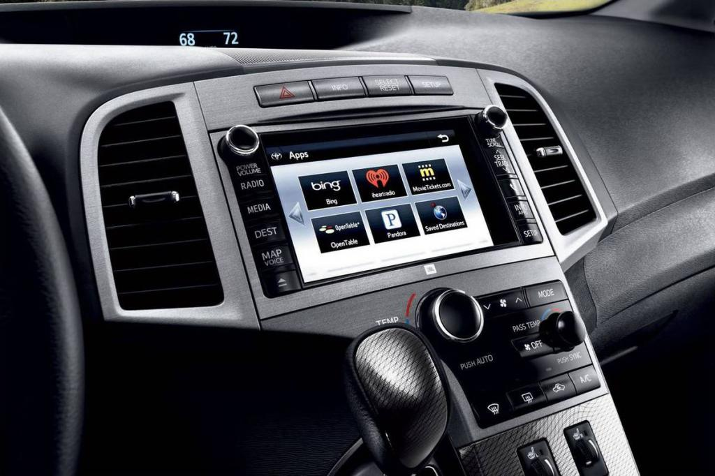 Toyota Venza fuel consumption