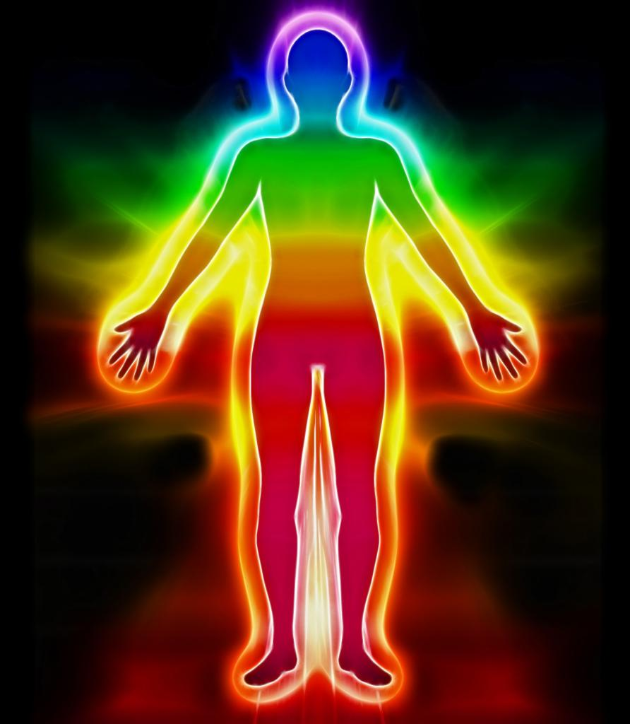 energy points on the human body