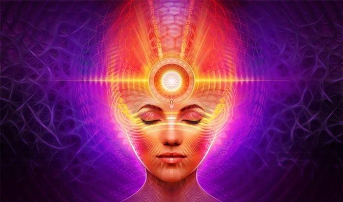 energy shells of the human body