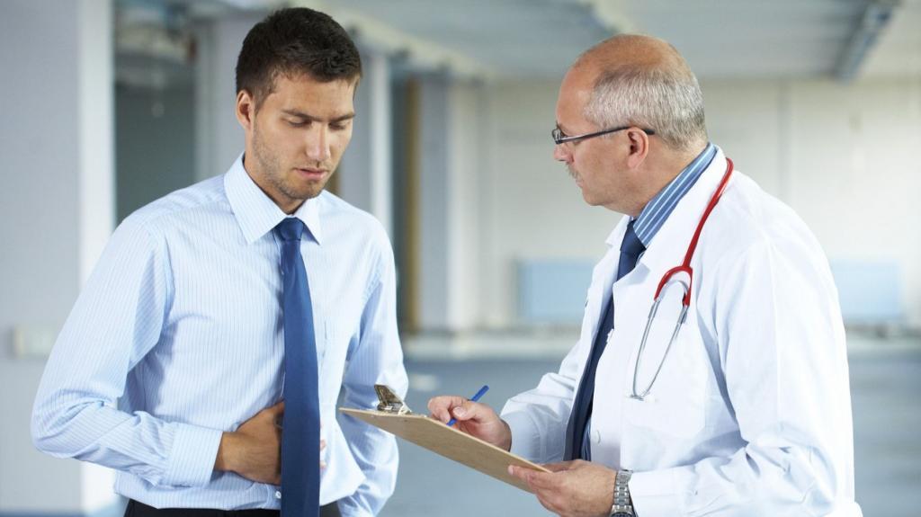 treatment of chronic chlamydia in men