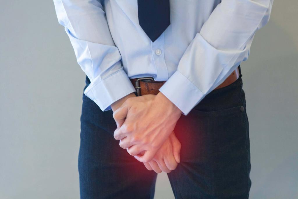 rational treatment of chronic chlamydia in men