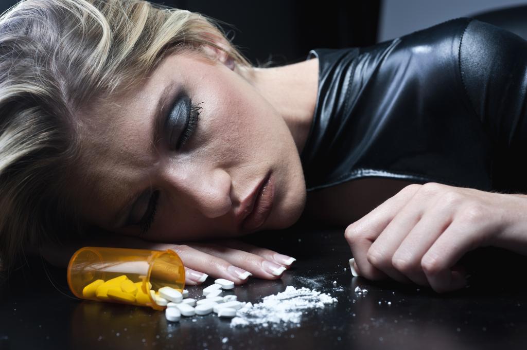 амфетаминовая зависимость