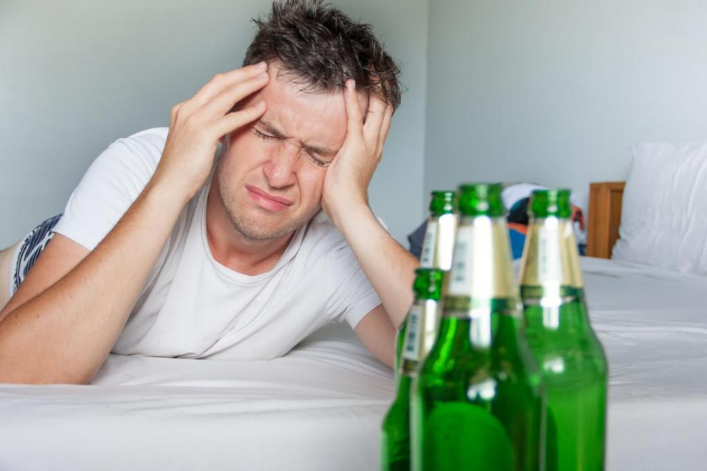 why do you have nightmares from a hangover