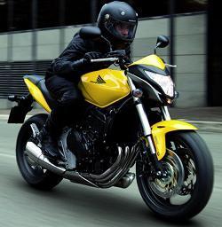 Honda CB 600 — обновлённая версия экономного варианта