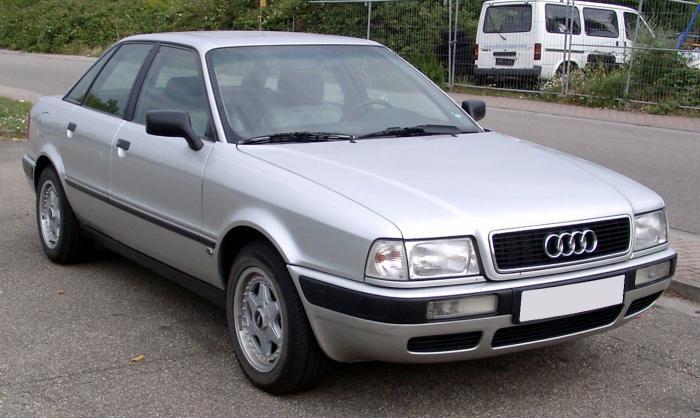 «Audi 80» — технические свойства автомобиля, выходившего в свет 30 лет попорядку