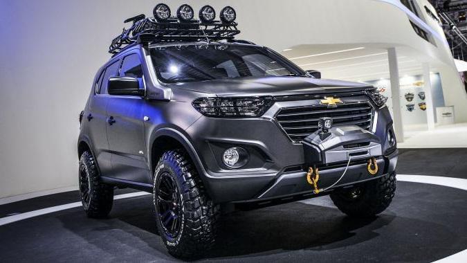 Нива шевроле 2017 модельного года в новом кузове комплектации и цены