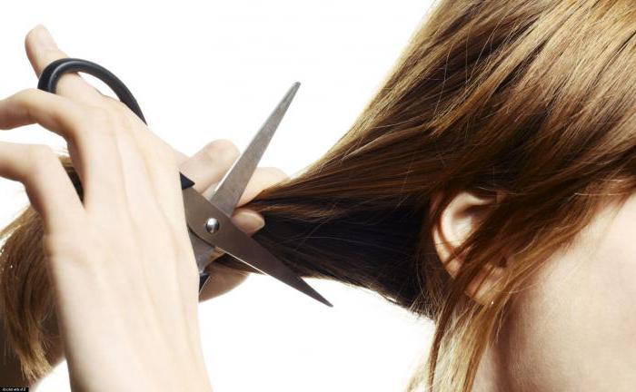 сонник отрезанные волосы