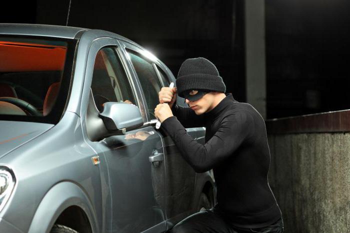 Сонник: угнали машину