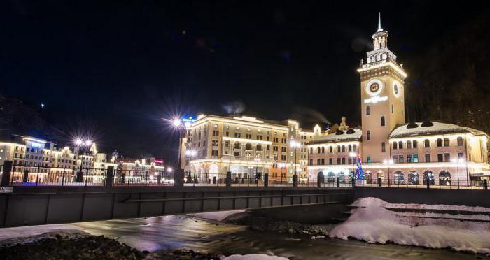 Наилучшие курорты Адлера — фото и отзывы туристов