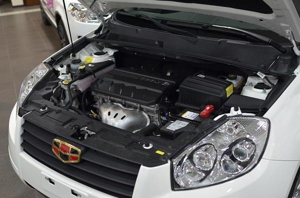 автомобиль emgrand x7