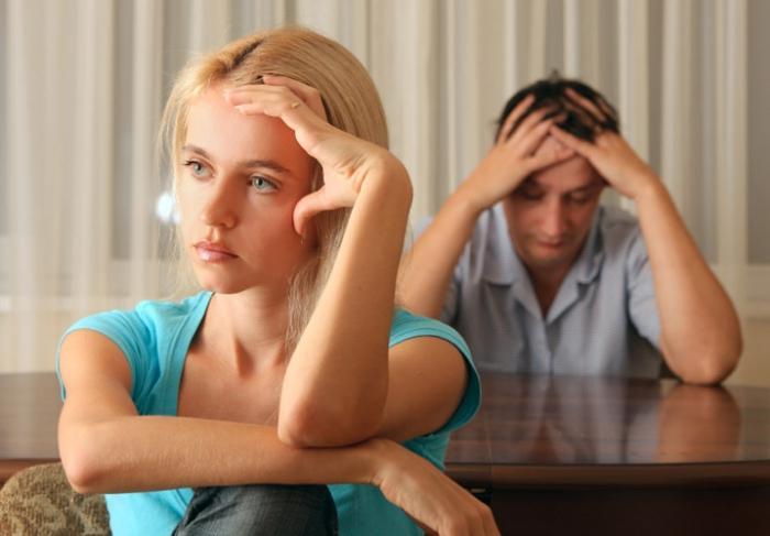 как проходит развод если жена беременна впечатляющей медлительностью