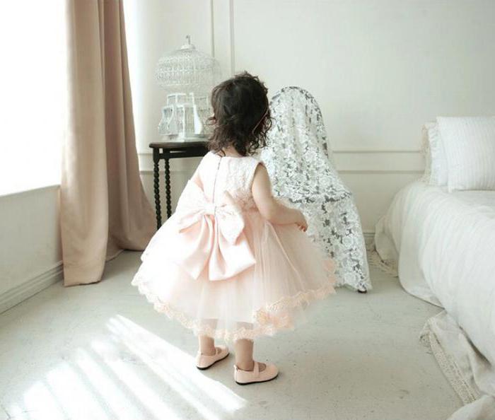 сшить детские платья