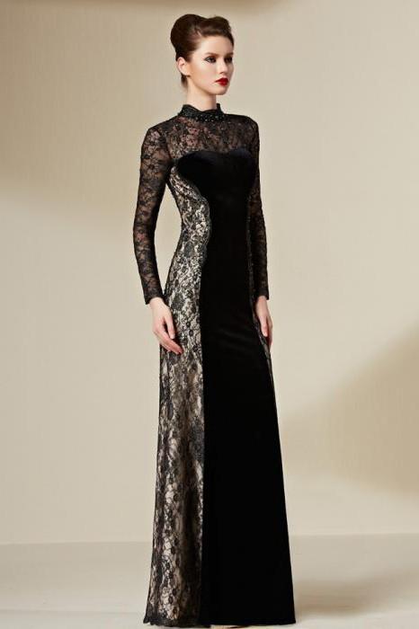 выкройка вечернего платья в пол