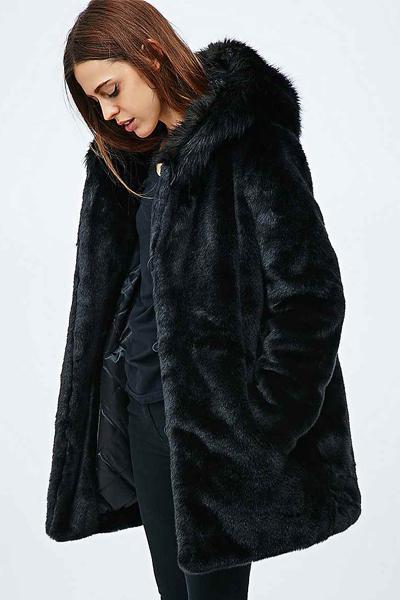 шубка или куртка из меха идеи выкройки