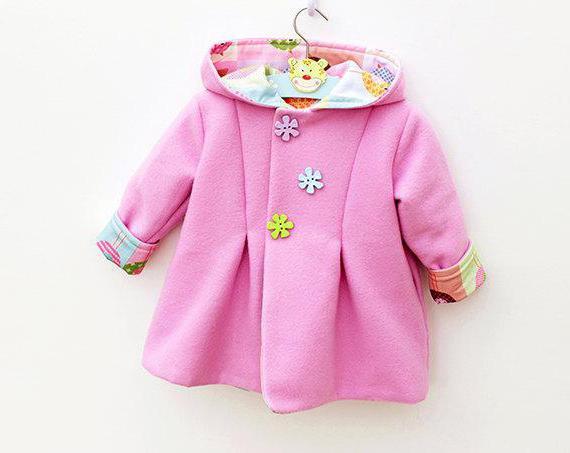 шьем зимнее пальто выкройка пальто для девочки