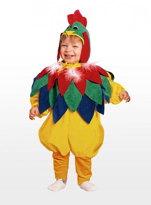 Новогодний костюм петуха для мальчика своими руками выкройки
