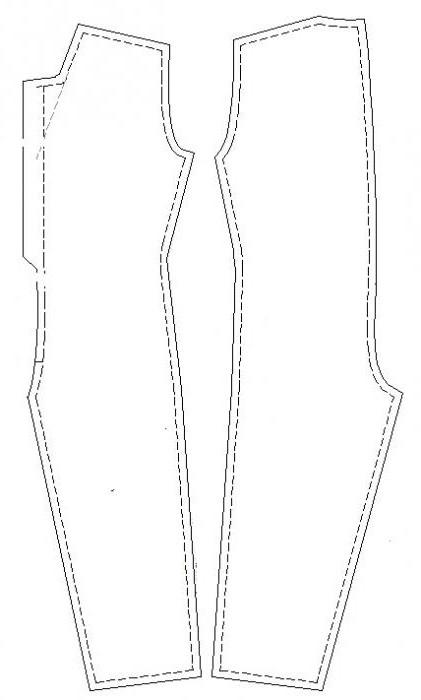 костюм петуха выкройка