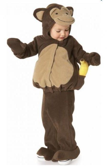 костюм обезьянка