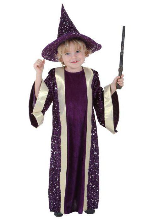 костюм волшебника для мальчика