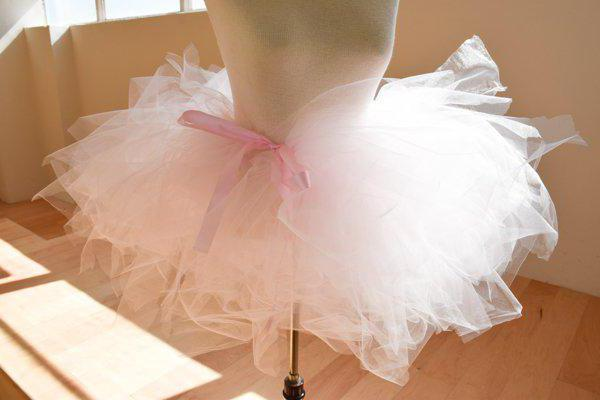 костюм балерины для девочки