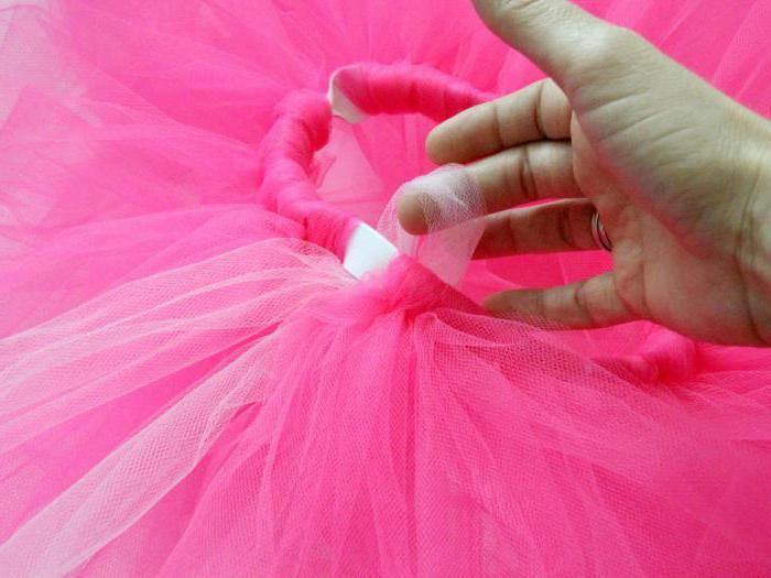 костюм балерины на новый год