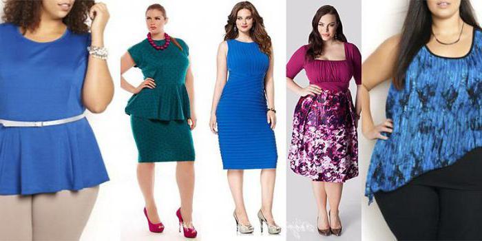 Выкройка платья для полных: секреты построения