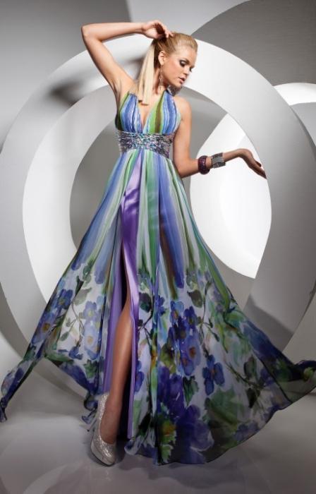 Как сшить платье без выкройки быстро