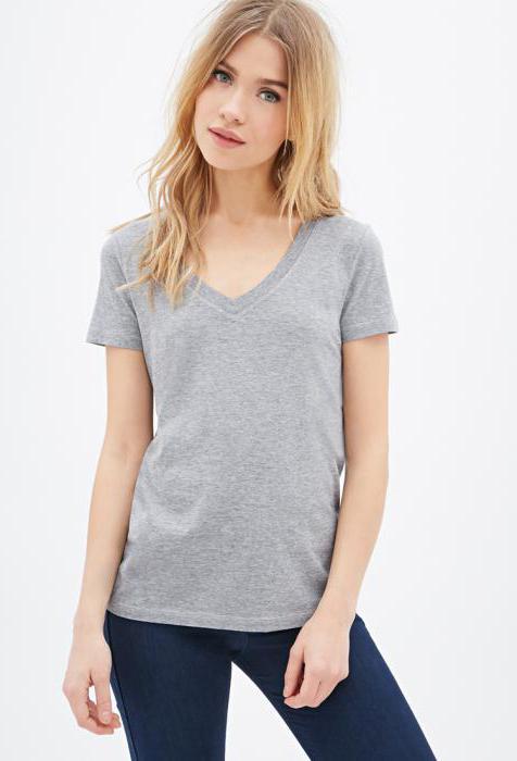 выкройка футболки женской с рукавами