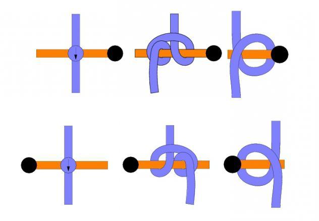 схемы фенечек с именами