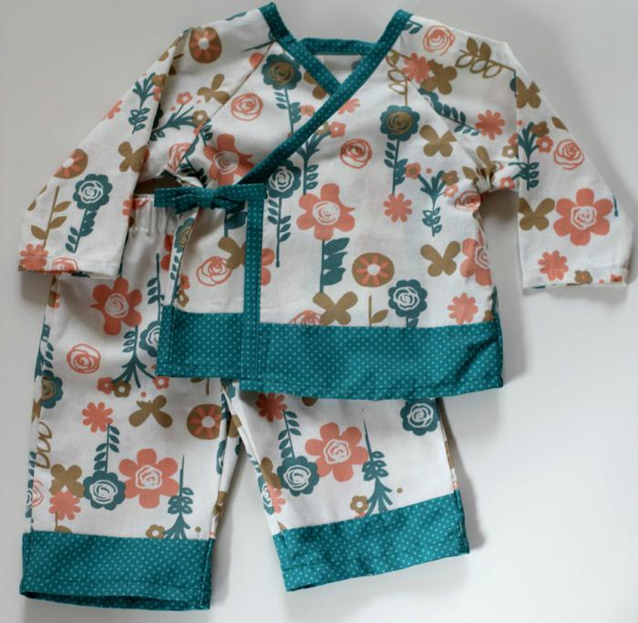 как сщить беби бону одежду