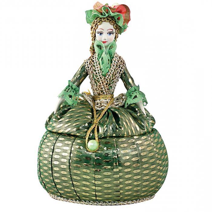 кукла шкатулка страна мастеров