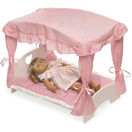 кроватки для кукол фото