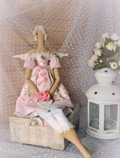 Интерьерная кукла все самое важное и