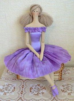 мастер класс интерьерная кукла