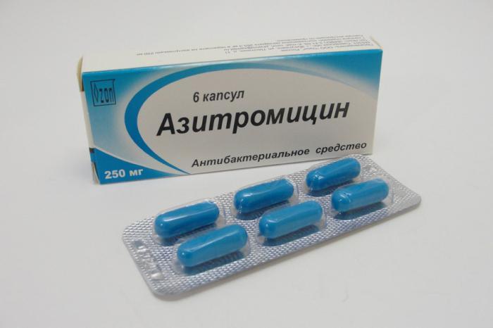 аналог сумамеда азитромицин
