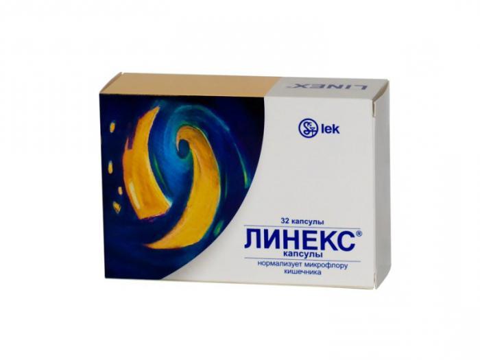 линекс и аналогичные препараты