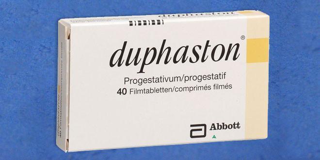 препарат дюфастон. «