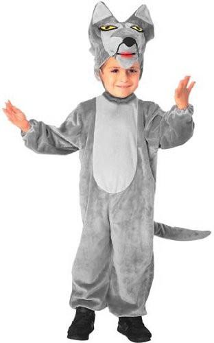 костюм волка своими руками для мальчика