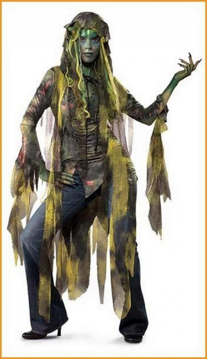 костюм кикиморы