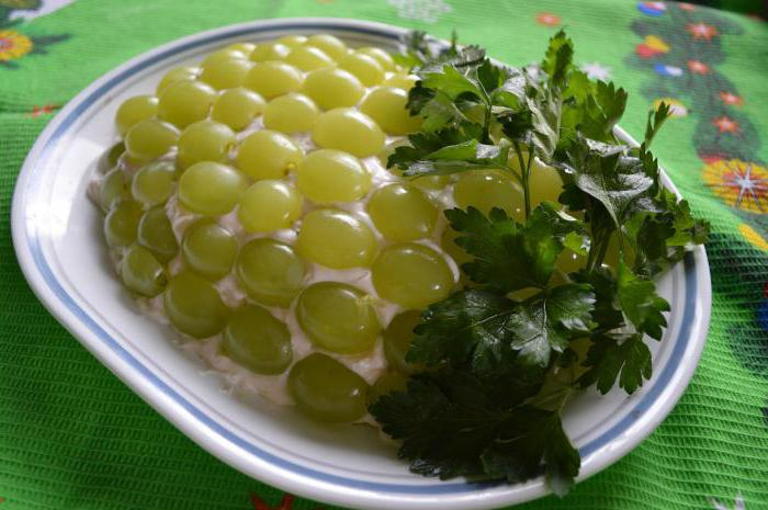 Что можно сделать из листьев винограда