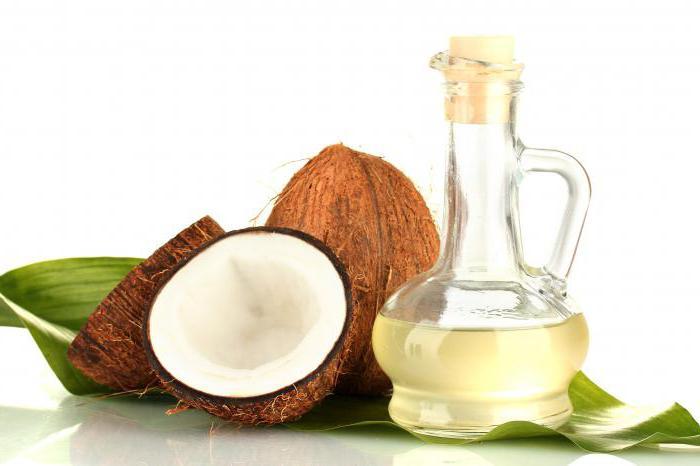 Как делать маску из кокосового масла на волосы