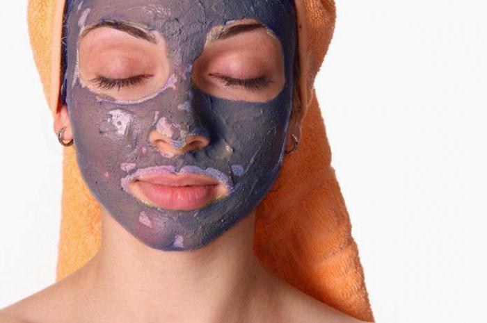Уход за кожей лица очищающие маски