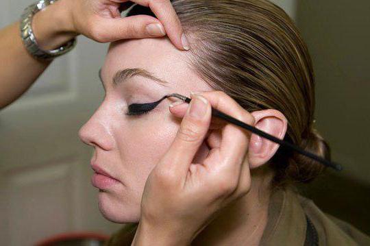 макияж стиляги своими руками