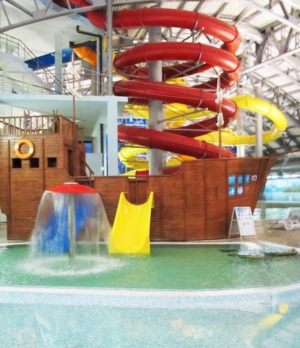 аквапарк воронеж цены
