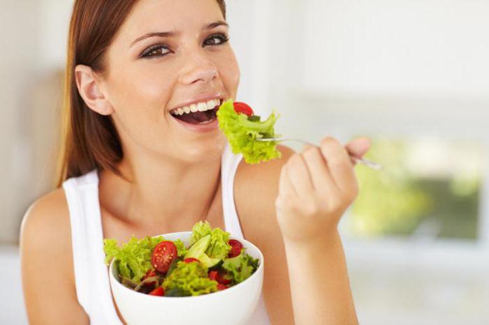 что едят на ужин при правильном питании