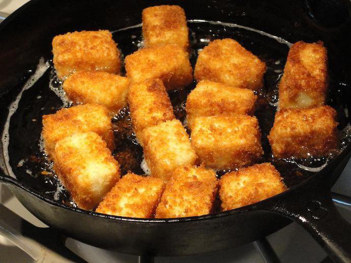 как правильно пожарить тофу с овощами в домашних условиях