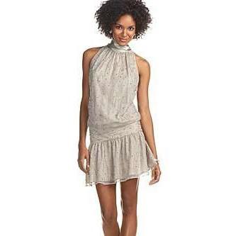 платье с заниженной талией для полных