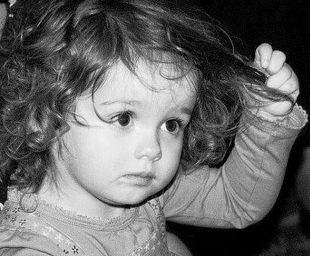 у ребенка стали выпадать волосы