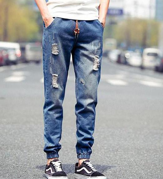 9b0c8d301dd Мужские брюки на манжетах. Мужские джинсы на манжетах внизу  описание